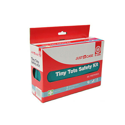 St John Tiny Tots Babies and Toddler First Aid Kit