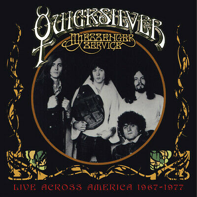 Live Across America 1967-1977 - Quicksilver Messenger Servic (CD Used Very Good)