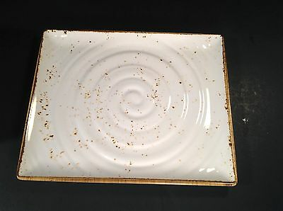 "Steelite S68A416EL593 CRAFT WHITE Gastronorm 12.75"" X 10.5 TRAY~NWT"