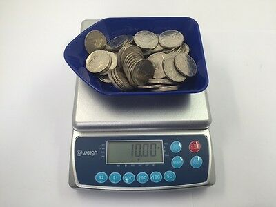 Australian Coin Counting Scale 4kg