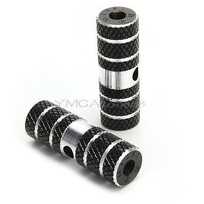Pai MTB BMX Mountain Bike Bicycle Alloy Axles Pedal Foot Stunt Pegs Cylinder