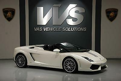 2010 Lamborghini GALLARDO LP560-4 Spyder HIGH SPEC Automatic Convertible