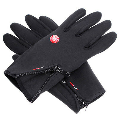 Tactical Anti-slip Windproof Cycling Ski Bicycle Full Long Finger Warm Gloves