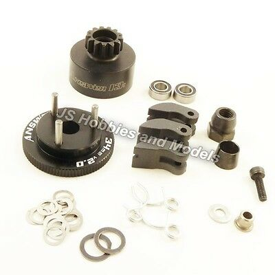 Answer-RC - Complete Clutch Set with 13t Bell (Hyper/Kyosho/Traxxas/Mugen)