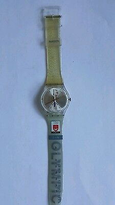 Rare 1996 Atlanta Olympics Swatch watch