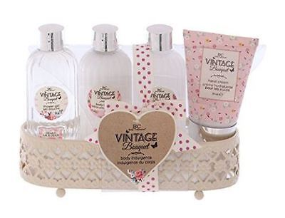 Body Collection Vintage Bouquet Time For Treats Gift Set