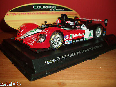 Spirit Ref:0601203   Courage C65  Slot Car NEW    1:32 Nuevo New