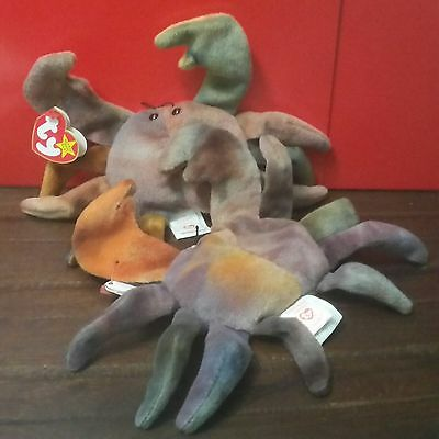 1996 CLAUDE (CHINA) Beanie Baby, with CANADIAN TAGS.