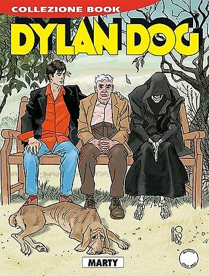 DYLAN DOG collezione book MARTY