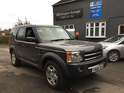 Land Rover Discovery 3 2.7TD V6  S