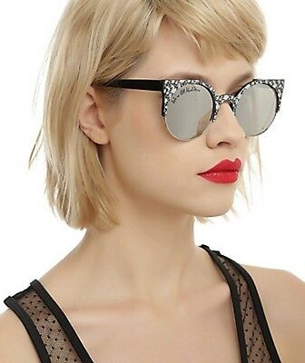 Disney Alice In Wonderland Filigree Retro Sunglasses New With Tags!