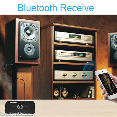HIFI Bluetooth Wireless 2-in-1 Audio Bluetooth Receiver Transmitter Adapter
