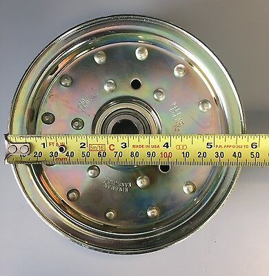 Bush Hog Idler Pulley for Finish Mower Part Number 88663 USA Made