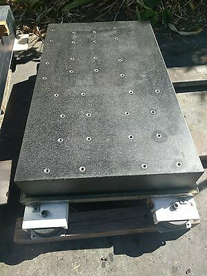 "High Precision Granite Surface Plate 24"" x 40"" x 6.5"""