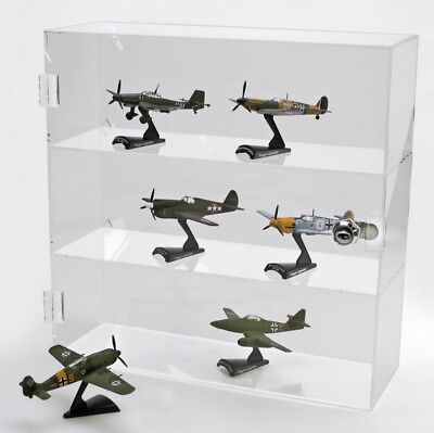 Figurine Lockable Acrylic Display Case-Large