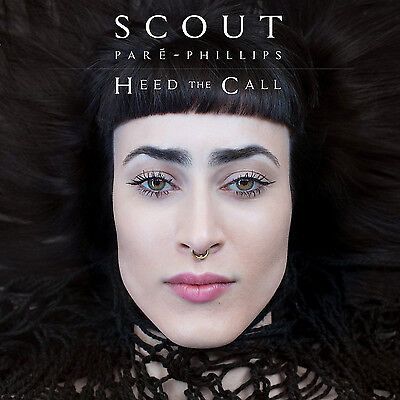SCOUT PARE-PHILLIPS - Heed The Call LP King Dude Cult Of Youth Chelsea Wolfe
