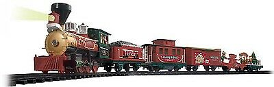 Christmas Train Set Wireless Remote Control North Pole Express Free Shipping!!!