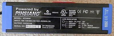 Electric Wheelchair Pihsiang Battery Charger Model 4C24040