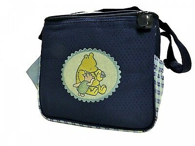 Disney Classic Pooh Mini Nappy Bag. Delivery is Free