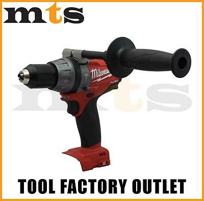"""Milwaukee 2604-20 18V M18 Brushless Fuel Lith - Ion 1/2"""" Hammer Drill / Driver"""
