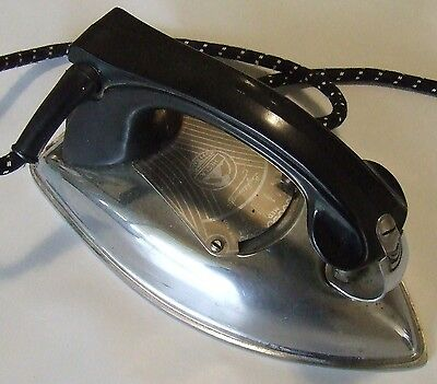 Vintage Hecla Electric Iron - Made in Australia