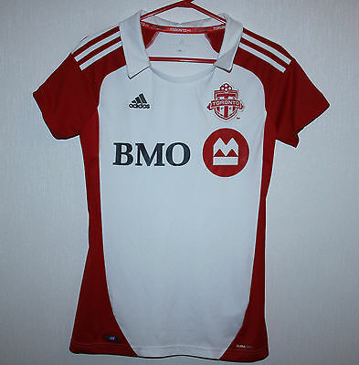 Toronto FC USA MLS away women's shirt 11/12 Adidas