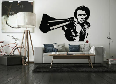 Vinyl Wall Decal Hunting Weapon Hunter Hobby Art Stickers ig3767