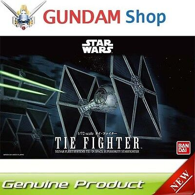 BANDAI Star Wars 1/72 Tie Fighter No. 194870 JAPAN