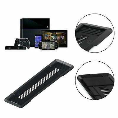 1pc Vertical Stand Dock Mount Cradle Holder For Sony Playstation 4 PS4 P5