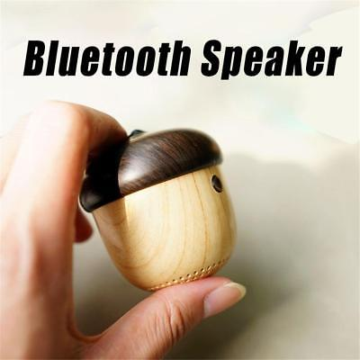 Mini Nut Bluetooth Speaker with small&elegant shape battery full charge play 10h