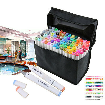 Copic Ciao Marker- 80 Standard Colour - Drawing Cartoon Sketch Pen Fineliner