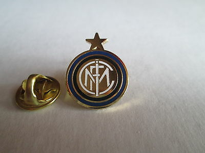 b16 INTER FC club spilla football calcio soccer pins italia italy internazionale