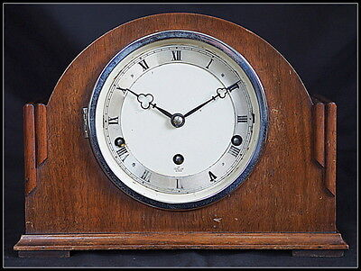 Vintage Elliott London Chime Mantel Clock