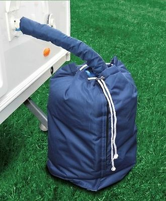 Maypole Motorhome Cover Grey 4-Ply - Fits 7.5 To 8.0m MP9426 With Storage Bag