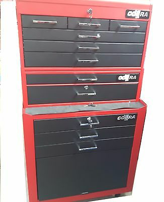 Large New Affordable Tool Chest Box Rollcab Tool Box Roller Cabinet