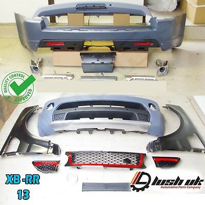*Range Rover Sport AUTOBIOGRAPHY Body Kit Upgrade Conversion + WINGS 2005 - 2009