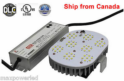 2pcs 150W LED Retrofit kits Shoebox, Wall Pack, Highbay, Canopy light UL, DLC
