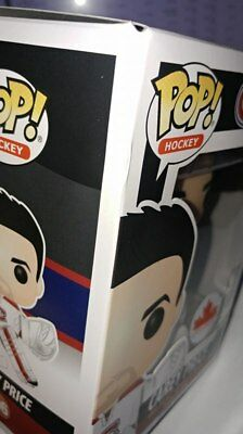 Funko Pop! NHL Carey Price Away Jersey Vinyl Action Figure Exclusively in Canada