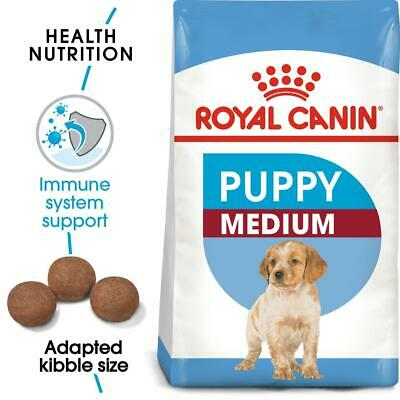 Royal Canin Medium Junior Dog Food for Medium Breed Puppies 15kg