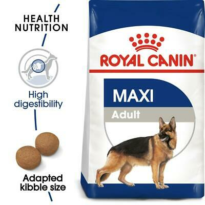 Royal Canin Maxi Adult Complete Dog Food For All Large Breed Dogs 15kg