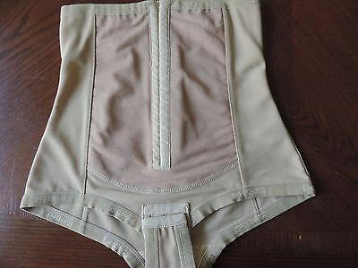 FLAWLESS- Bellefit Postpartum Girdle Corset, Size Small.