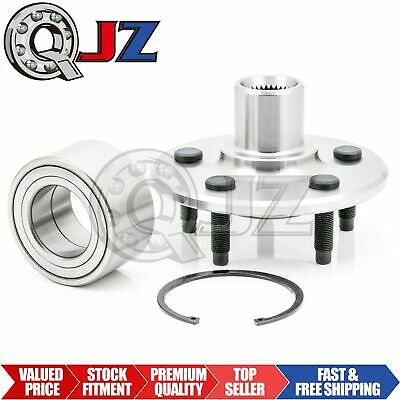 2x 2002-2010 FORD EXPLORER Rear Wheel Hub Bearing Assembly 5 Studs Replacement