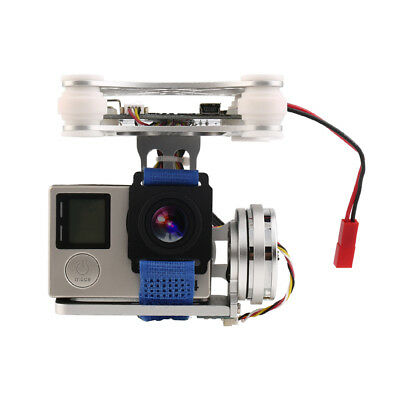 2-Axis Brushless Gimbal Camera Mount Anti-vabration for GoPro 3/3+/4 FPV RC440