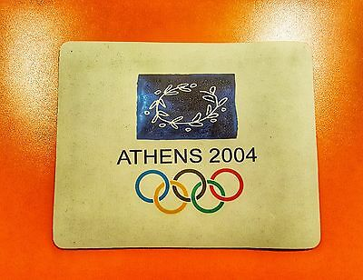 Athens 2004 Olympic Games Mousepad