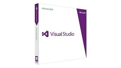Microsoft Visual Studio Ultimate 2013 Update 5 multilingue