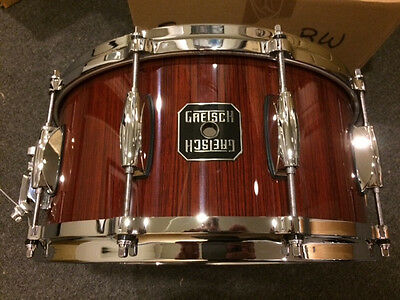 Gretsch Rosewood 6.5x14 Snare Drum $499.99