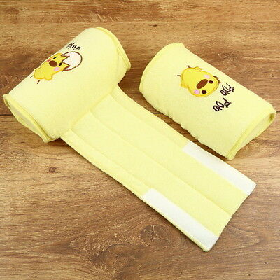 Cotton Anti Roll Pillow Sleep Head Positioner Anti-rollover Baby Toddler Safe GF