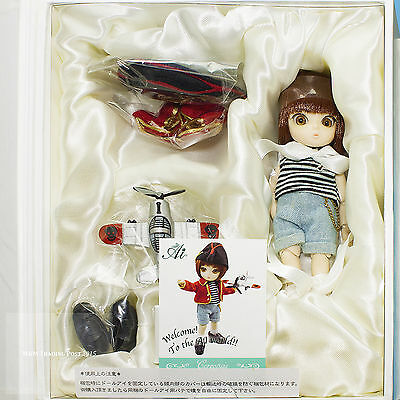 "Jun Planning PULLIP Ai ""Coreopsis"" 5in. Ball Jointed Doll Q-722"