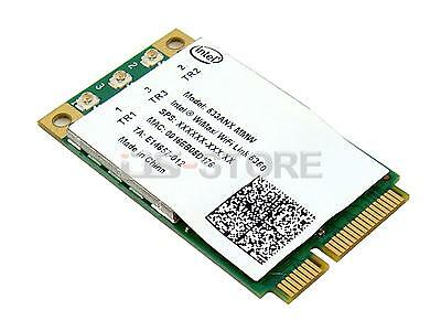 Intel Link 5300 5350 533ANX MMW WiMax Wireless WiFi Card WLAN Mini PCIe Device