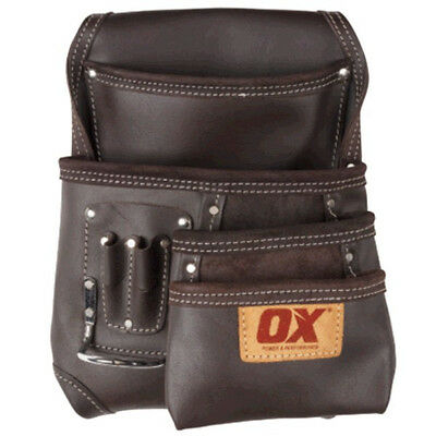 NEW OX Pro Leather Nail Pouch OX